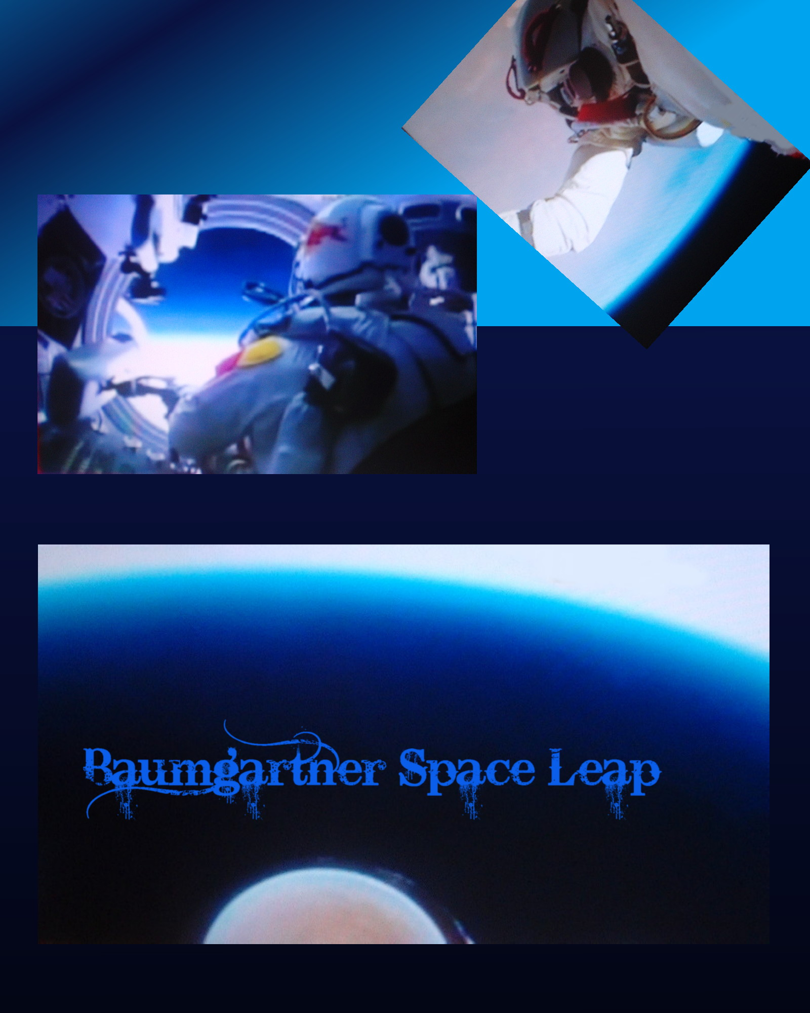 Baumgartner Record leap page