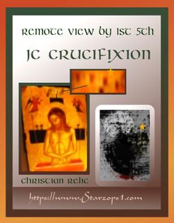 JC Crucifixion remote view