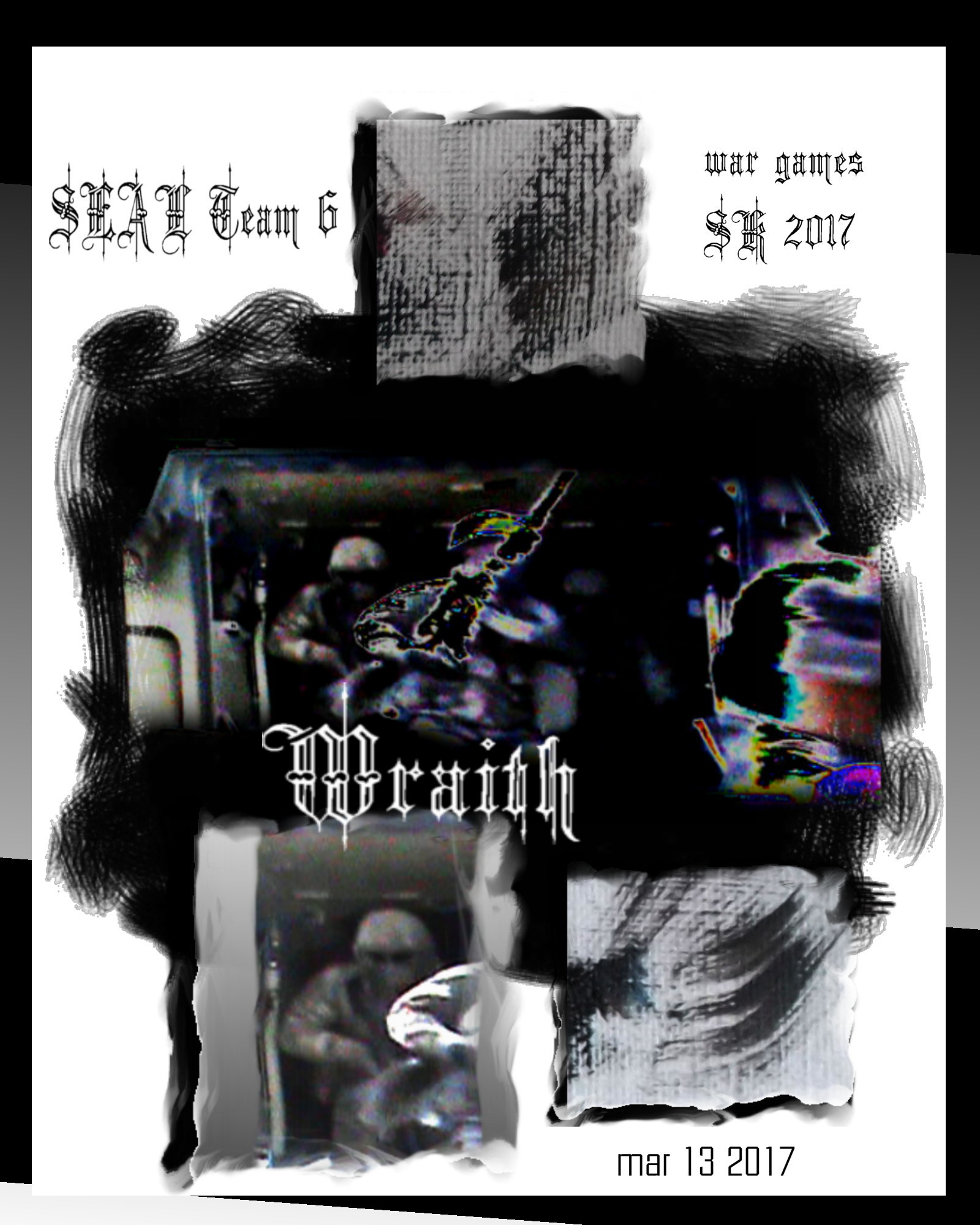 SEAL T6 wraith  page