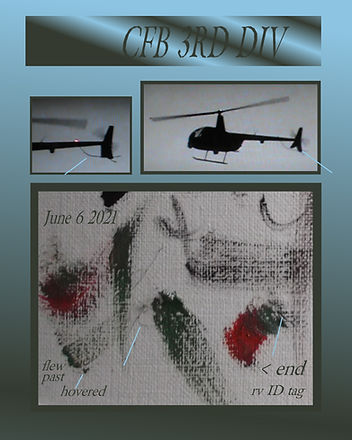 CFB 3rd Div helicopter June 6 2021 page.