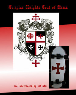 crusader cross page