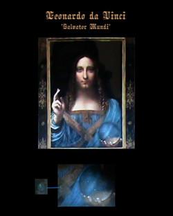 Da Vinci crystal small ball  page