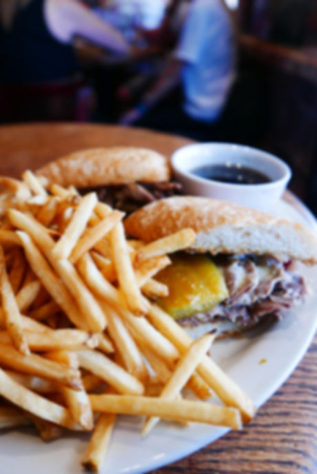 Prime Dip Sandwich