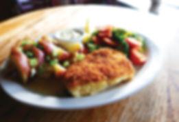 Macadamia Encrusted Alaskan Cod