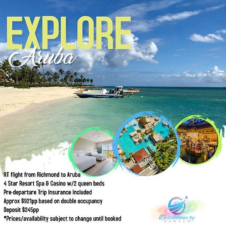 Aruba Getaway - Made with PosterMyWall.j