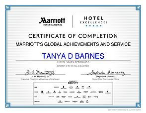 Marriott s Global Achievements _ Service