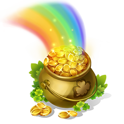 YOU - Found The Pot Of Gold!