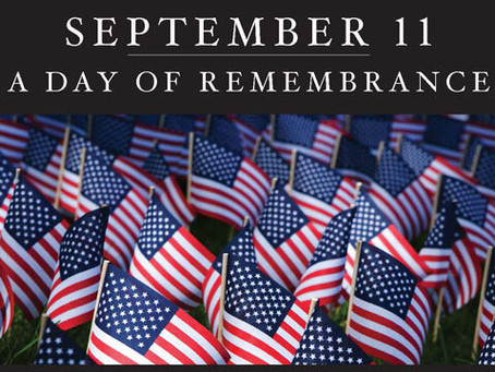 Never Forget 9-11-01