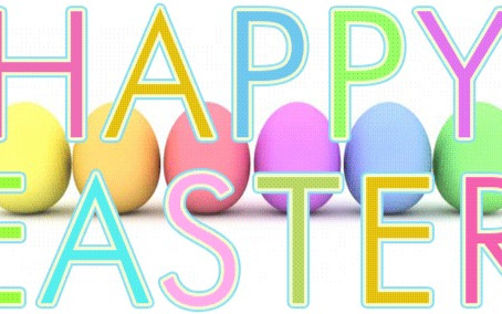 Happy Easter from Radiant Made Simple
