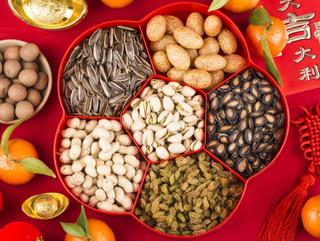 Popular Lunar New Year foods that are harmful to your dog