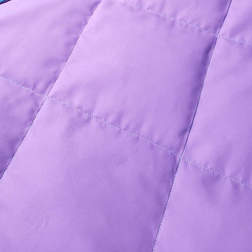 NEW LILAC Poly Cotton, Your Choice Second Color Poly Cotton,All Sizes and Weight