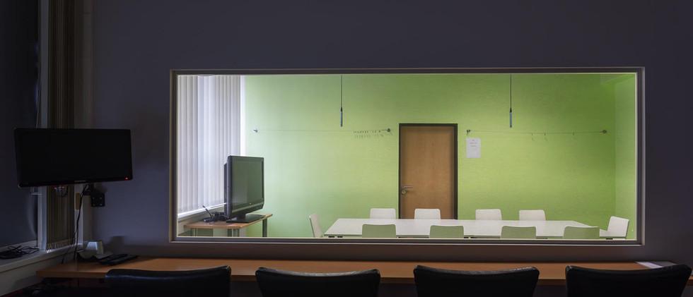 klientská místnost