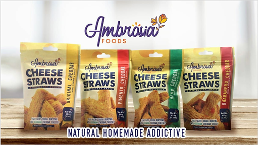 Ambrosia Foods Cheese Straws, K. M Imports,  Trusted Canadian importer of goods from the caribbean and international food products. Supplier for major grocers of caribbean, west Indian,  staples. Products include solo beverages, rice, sugar, flour, spices and seasonings, chocolates, trinitario chocolate. Proud Distributor of Quality Caribbean & International Food Products. Canada's number one choice. Distributor of green seasonings, hot pepper, red mango, Amita Brand, Karibbean flavours, Peardrax, Lion Brand, Patsy's Channa. Professional Service and excellent customer service. Supplier of the quality imports from the caribbean.