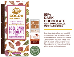 Cocoa Republic Logo, Trnitario Chocolate K. M Imports,  Trusted Canadian importer of goods from the caribbean and international food products. Supplier for major grocers of caribbean, west Indian,  staples. Products include solo beverages, rice, sugar, flour, spices and seasonings, chocolates, trinitario chocolate. Proud Distributor of Quality Caribbean & International Food Products. Canada's number one choice. Distributor of green seasonings, hot pepper, red mango, Amita Brand, Karibbean flavours, Peardrax, Lion Brand, Patsy's Channa. Professional Service and excellent customer service. Supplier of the quality imports from the caribbean.