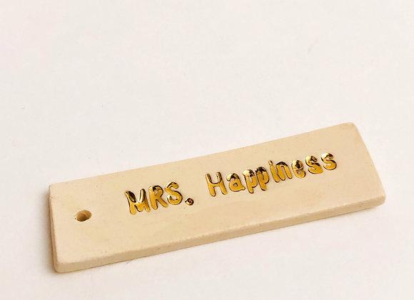 Mrs. Happiness