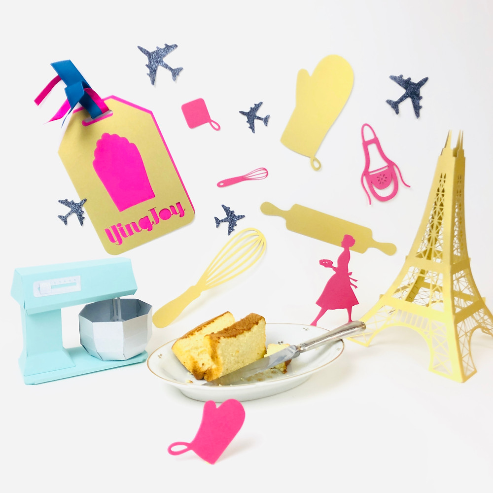 Handcrafted Paper Scene by Fairytale