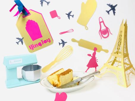 YingJoy, branding the cosmopolite online bakery!