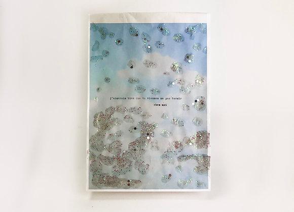 Lanterne de maison - Writing to the Unknown