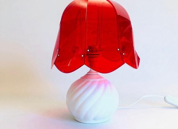 Lampe Maison Close Rouge