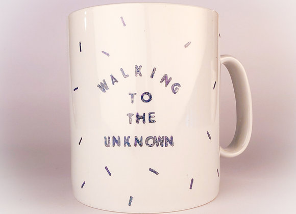 Tasse *Walking to the Unknown* 1 litre