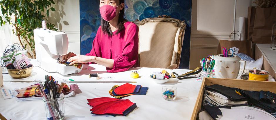 Une geste pour la planète? Optez pour le masque taïwanais.
