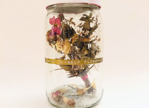 I buy myself flowers - Simplicity Medium #3