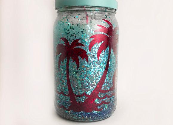 Lanterne de maison - Palmtrees X I fail in Love