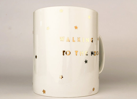 Tasse *Walking to the Moon*  1 litre