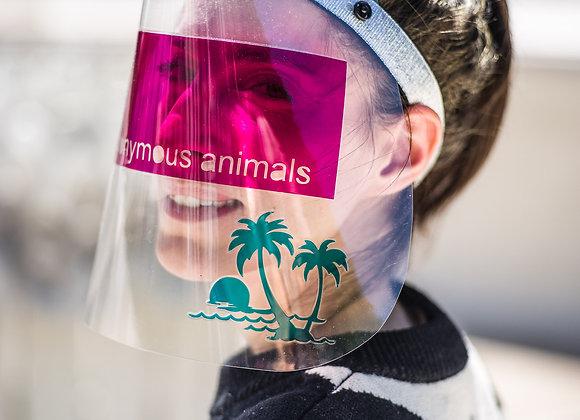 Visière de protection - All Anonymous Animals