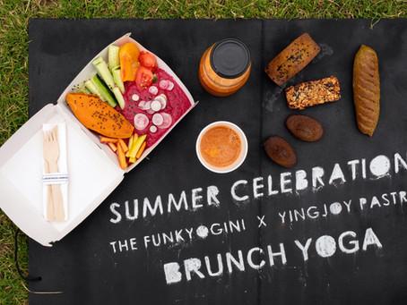 Yoga Brunch Summer Celebration