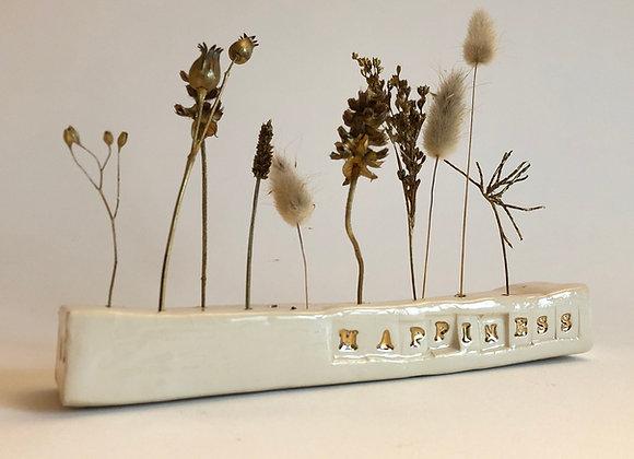 Pain à fleurs *pieces of happiness*