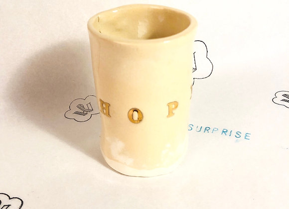 Surprise Micro Vase Hope