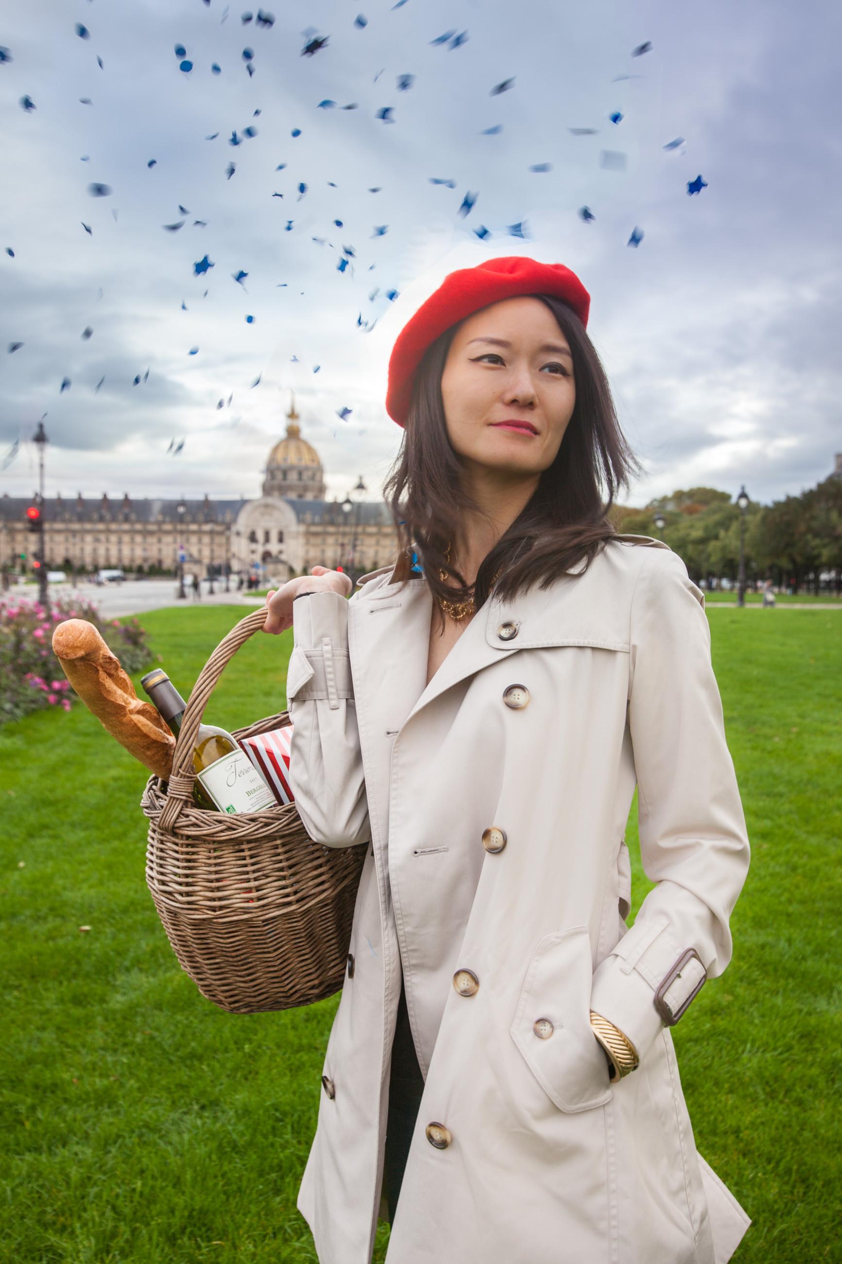 Fairytale Photoshoots #FrenchPicnic