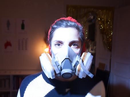 Vous souhaitez porter un masque, sans ressembler à ça?