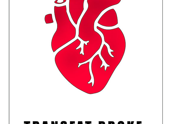 Coloriage Transfat Broke My Heart