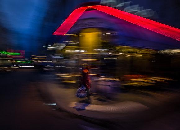 Drifting Street Colours Series