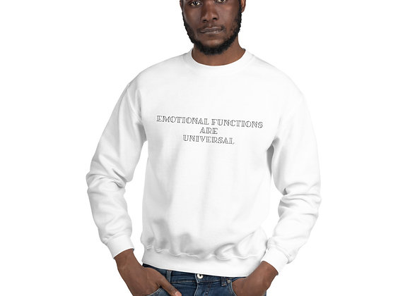 EMOTIONAL FUNCTIONS ARE UNIVERSAL