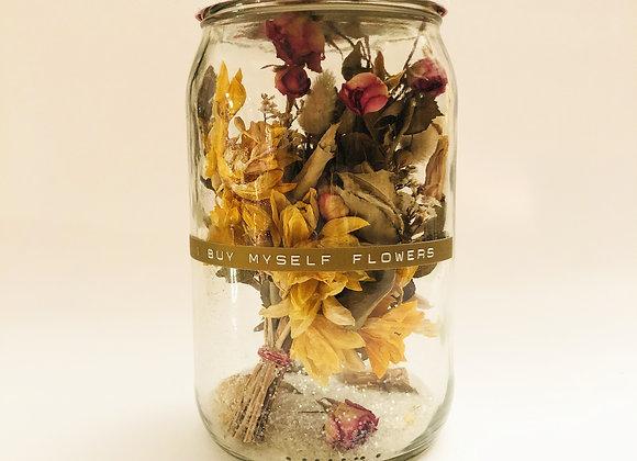 I buy myself flowers - Simplicity Medium #2