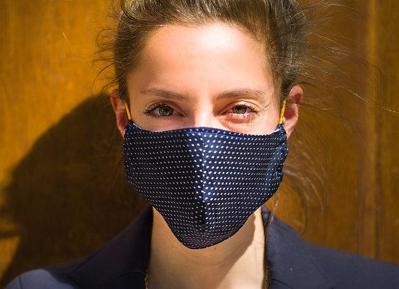 Masque en tissus Office Chic