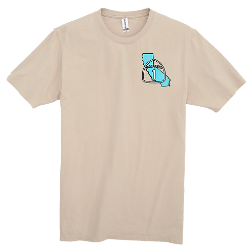 PACIFIC COAST HIGHWAY TEE