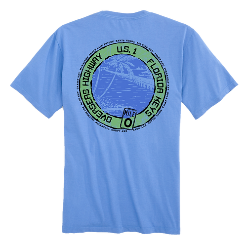 OVERSEAS HIGHWAY BRIDGE TEE
