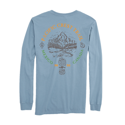 PACIFIC CREST TRAIL LONG SLEEVE TEE