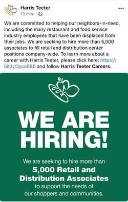 Hospitality Jobs Replacement