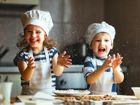 Kids Kitchen Club Challenge