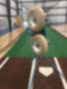 Jugs two wheel pitching machine.JPG