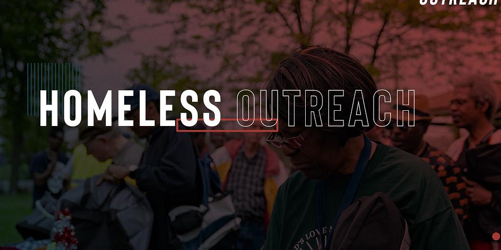 Homeless BBQ Outreach