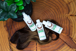 Zweit Haar Shampoo Perücke