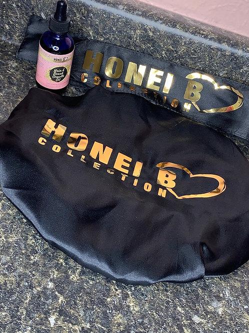$45 Bundle (Oil, Bonnet, & Head Wrap)