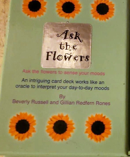 Ask the Flowers
