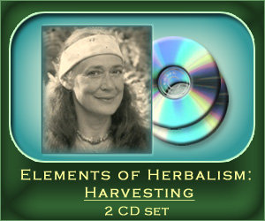 Elements of Herbalism: Harvesting - 2 CD set